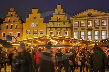 Weihnachtsmarkt Osnabrück.Foto Design Dieter Schinner Weihnachtsmarkt Osnabrück